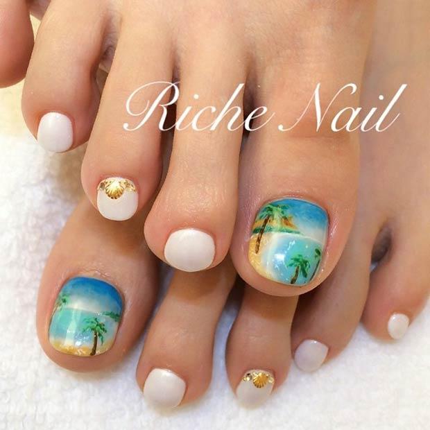 9 Beach Palms Design