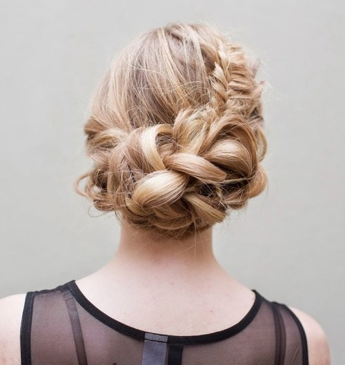 1 dutch fishtail asymmetrical updo