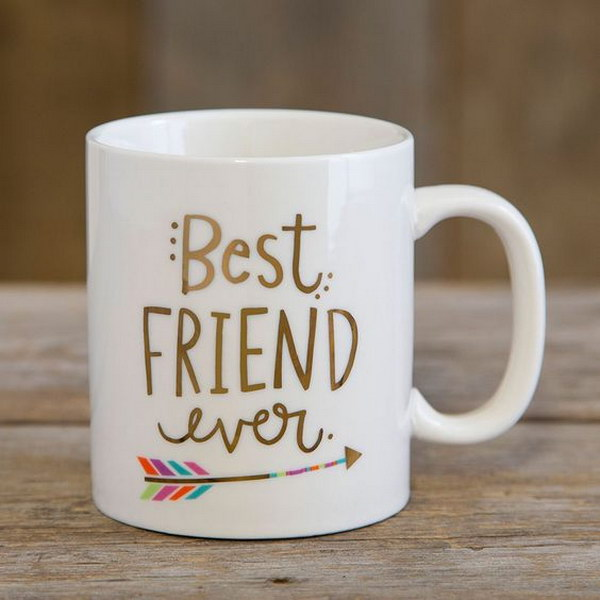 11 Friend Best Ever Mugs