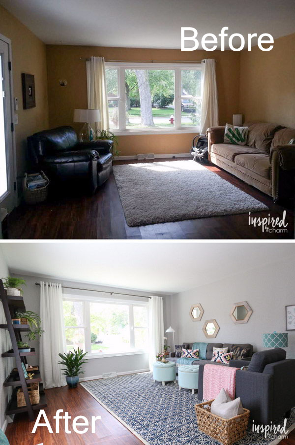 11 From Bowns To Fresh Living Room Makeover