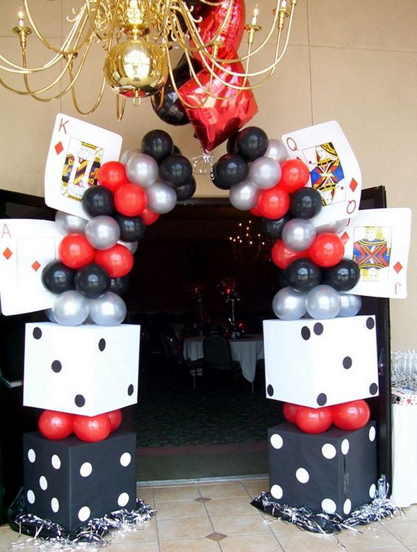 30 Beautiful Balloon Arch Ideas Page 12 Foliver Blog