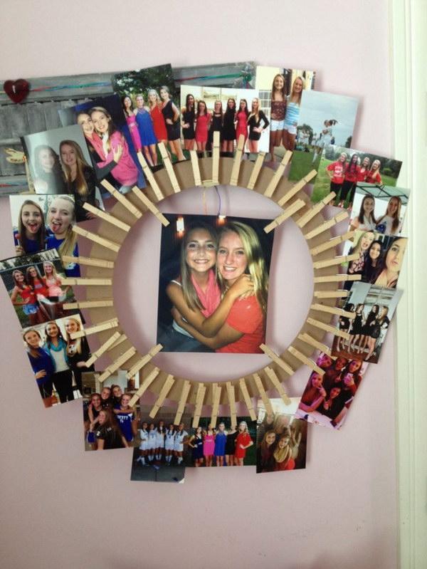 14 Circular Photo Collage