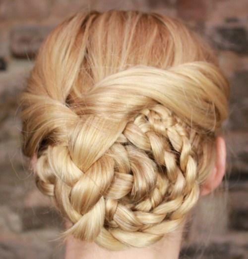 17 seashell braid