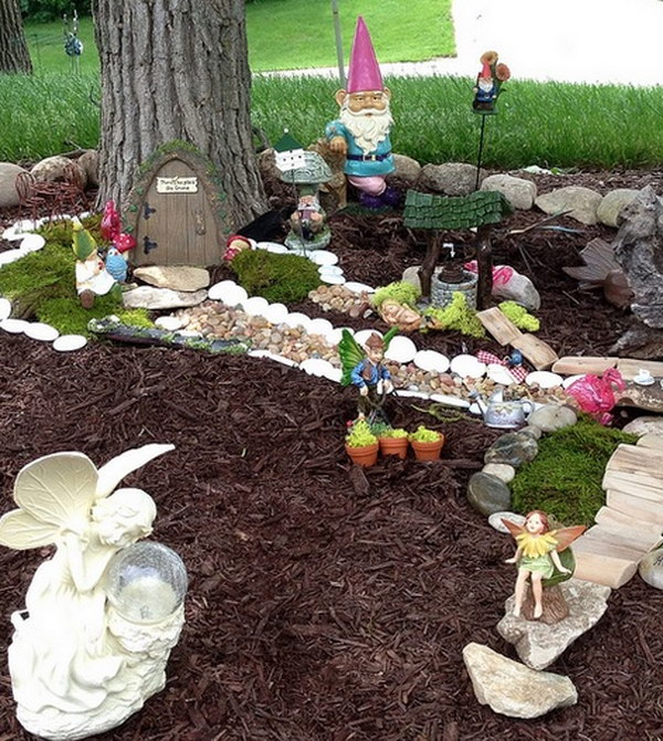 35 Awesome Diy Fairy Garden Ideas Amp Tutorials Page 20