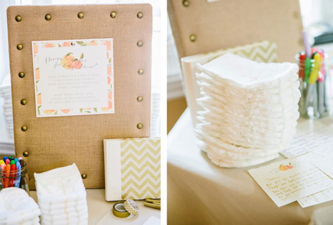27 Diaper Envelopes