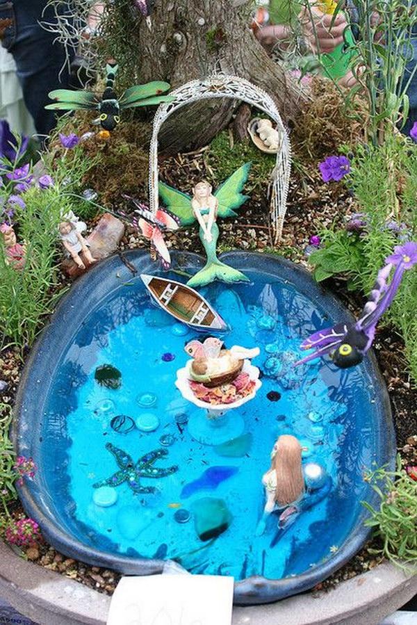 35 Awesome Diy Fairy Garden Ideas Tutorials Page 27 Foliver Blog