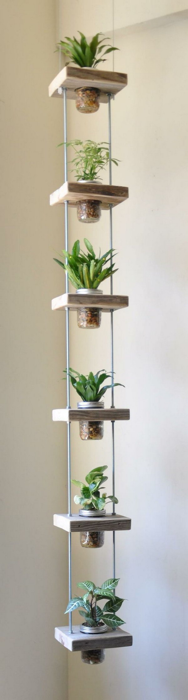 28 Vertical Indoor Garden