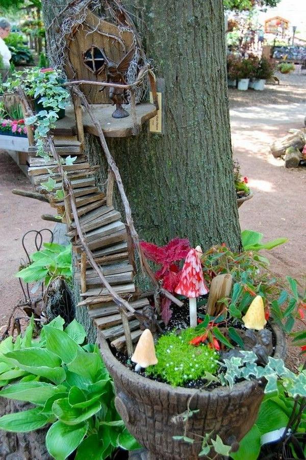 35 Awesome Diy Fairy Garden Ideas