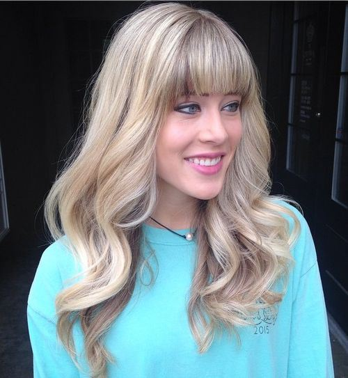 30 long hairstyle for thick hair
