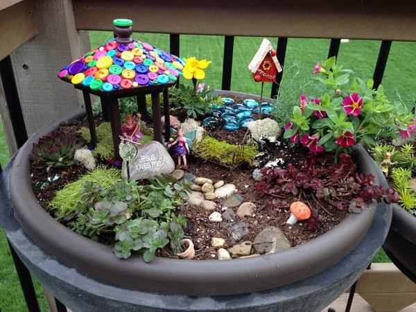 35 Awesome DIY Fairy Garden Ideas Tutorials Page 35 Foliver blog