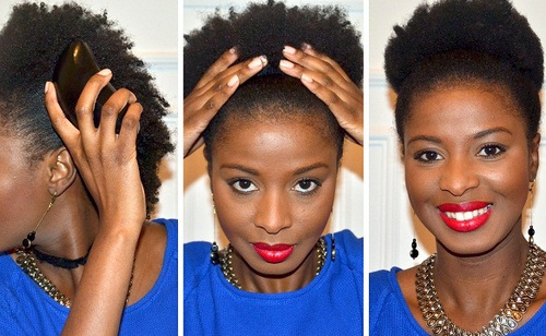 40 Updo Hairstyles For Black Women Ranging From Elegant To
