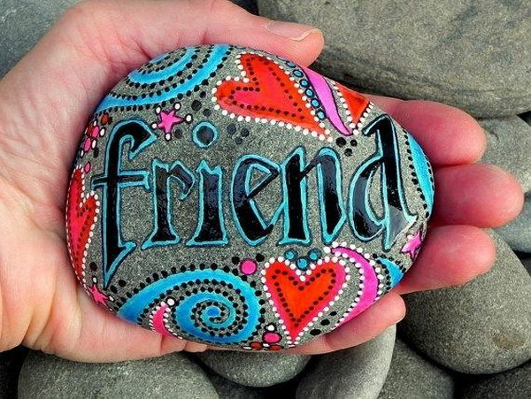 8 Inspiring Creativity  Painted Rocks