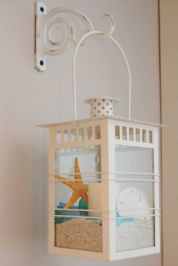 1 DIY Beach Lanterns