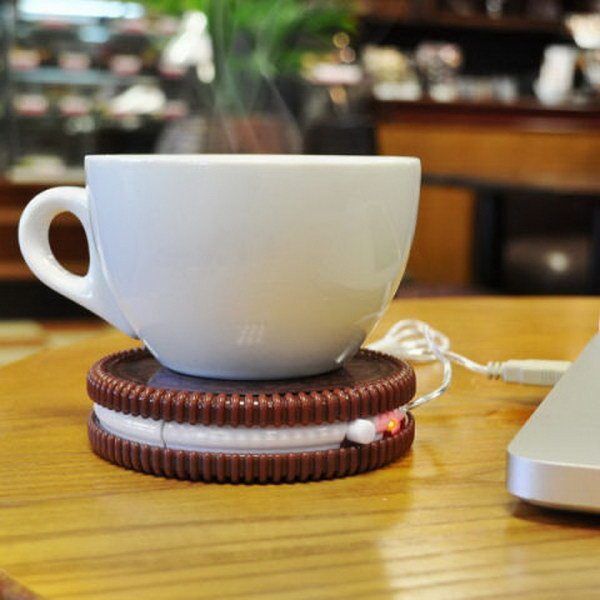 1 Hot Cookie USB Cup Warmer