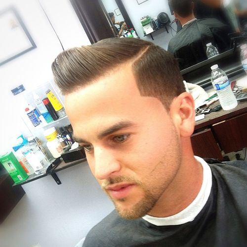 1 mens formal pompadour hairstyle