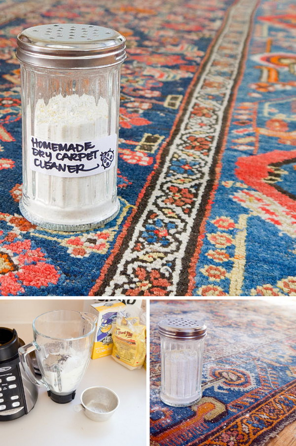 18 Homemade Carpet Cleaning Solutions And Tips Page 12