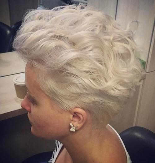 14 short bombshell curls