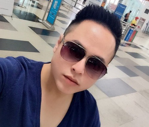 Asian male picture post