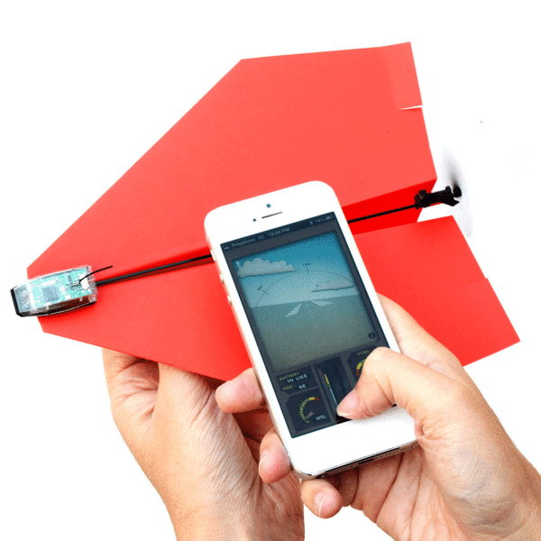 16 Paper Airplane Drone Kit