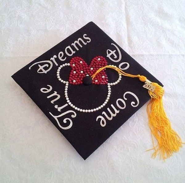 60 Awesome Graduation Cap Ideas - Page 18 - Foliver blog