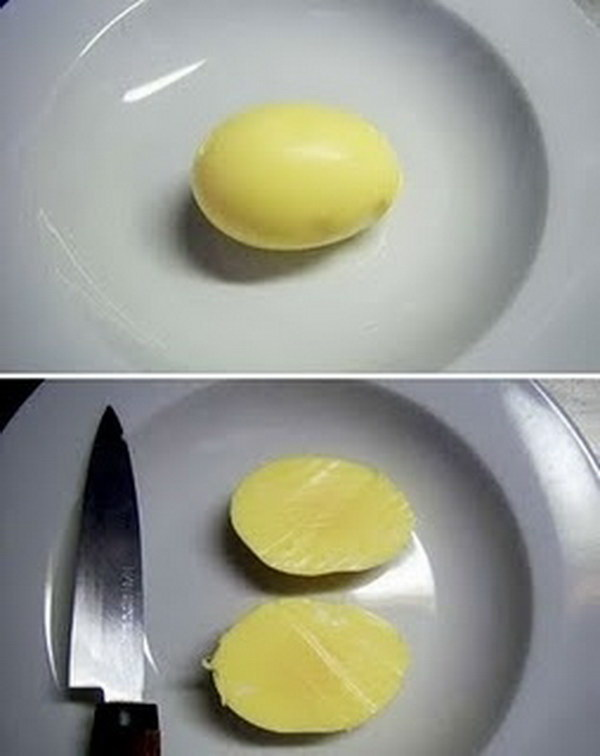 19 Kitchen Hack for a Golden Egg
