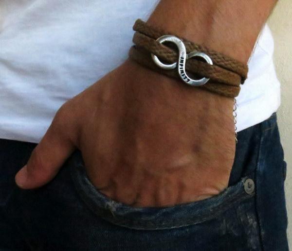 20 Men's Love Bracelet