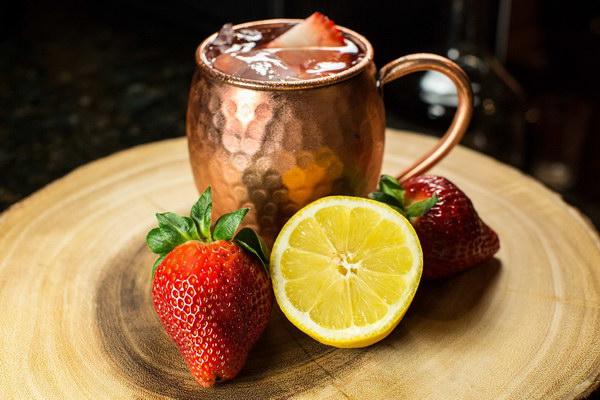 21 Old & Urban Moscow Mule Copper Mug