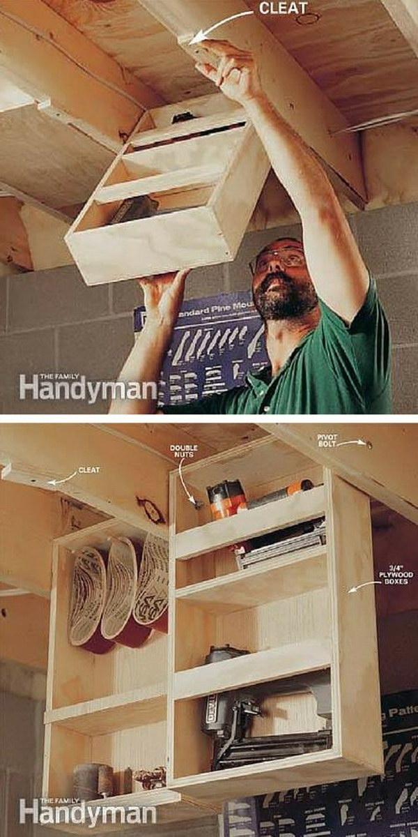 26 Clever Garage Storage Amp Organization Ideas Page 22