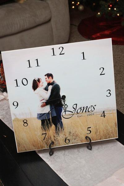 23 Photo Clock