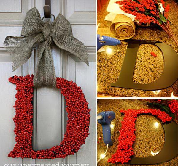 21 Creative Diy Christmas Door Decoration Ideas Page 4