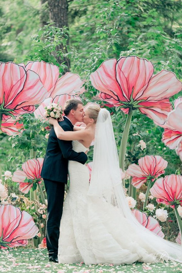 70 budget friendly diy photo booth backdrop ideas and
