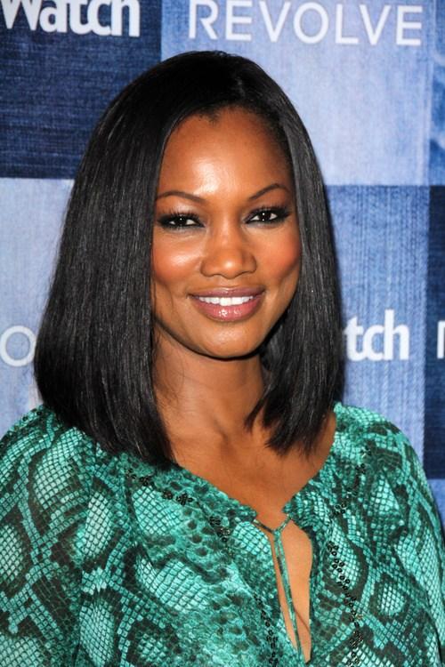 1 sleek straight bob hairstyle for african american hair