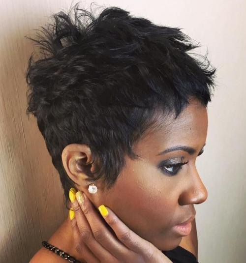 Pixie Haircuts For Thick Hair 40 Ideas Of Ideal Short Haircuts