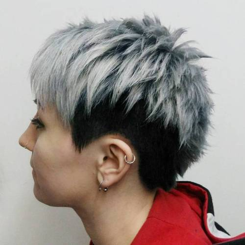 Pixie Haircuts for Thick Hair \u2013 40 Ideas of Ideal Short