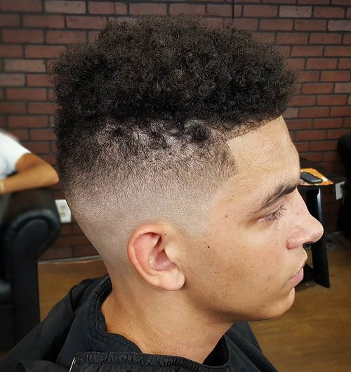 40 Ritzy Shaved Sides Hairstyles And Haircuts For Men Page 19 Foliver Blog