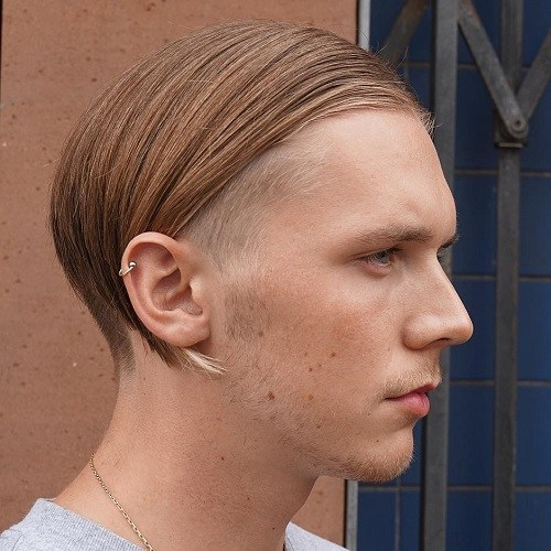 40 Stylish Hairstyles For Men With Thin Hair Page 20