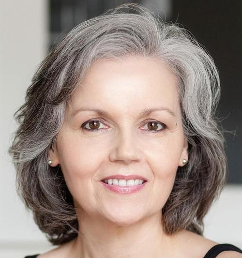 40 The Best Hairstyles and Haircuts for Women Over 70 – Page 22 ...