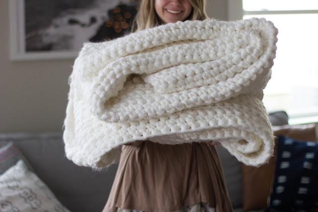 24 Chunky Blanket