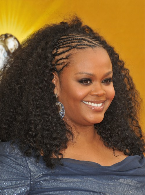 27 micro braids in hairstyles for natural black hair