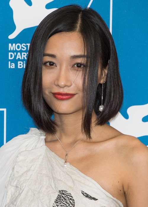 3 asian american straight bob haircut