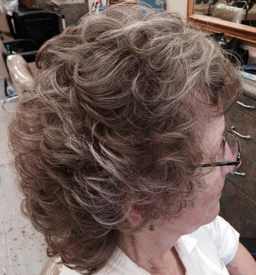 40 The Best Hairstyles And Haircuts For Women Over 70 Page 37 Foliver Blog