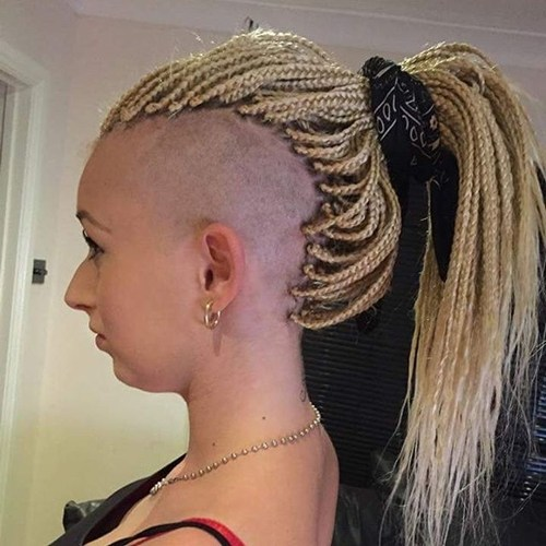 40 Women S Undercut Hairstyles To Make A Real Statement Page 39 Foliver Blog