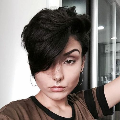 Pixie Haircuts For Thick Hair 40 Ideas Of Ideal Short Haircuts