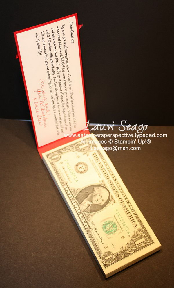 25 fun and creative ways to give money as a gift page 13 for Diy to make money