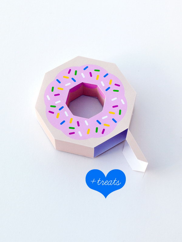 14 Donut Gift Boxes