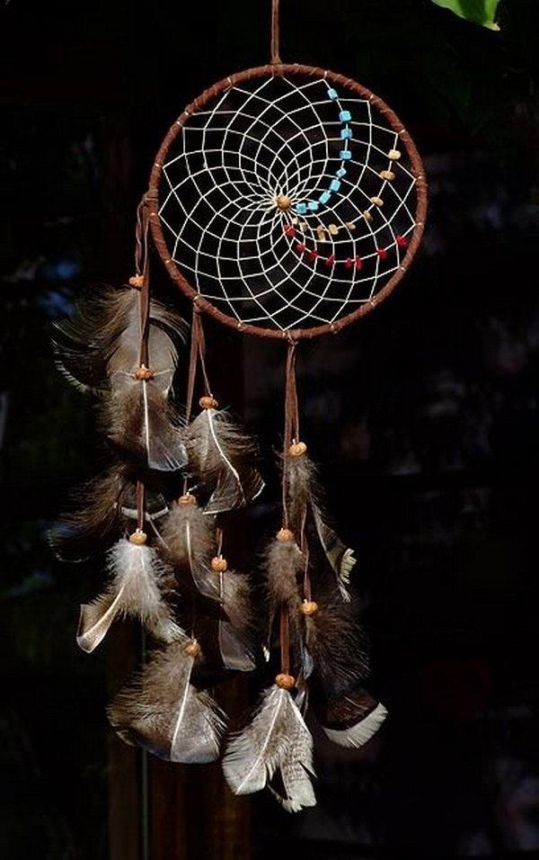 14 Native American Dream catcher