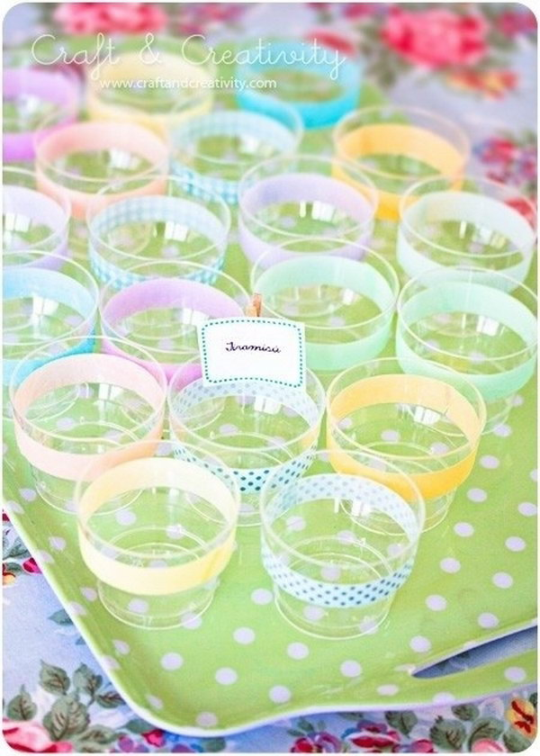 15 Decorate Your Cups