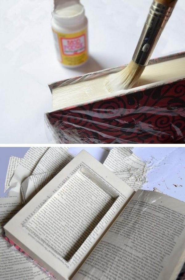 16 A Secret Stash Book