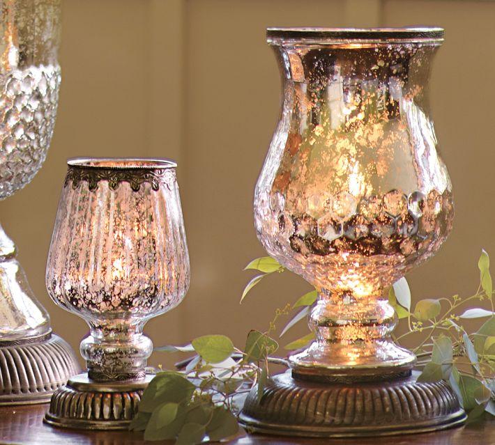 17 DIY Mercury glass Vases