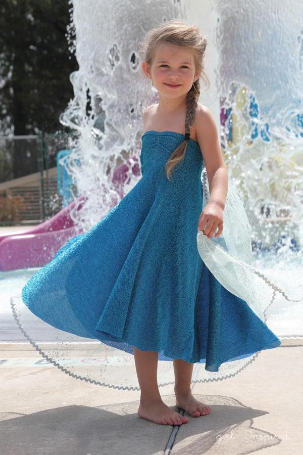 17  Elsa Ice Queen Halloween Costume